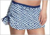 Lucille - Braga falda biquini