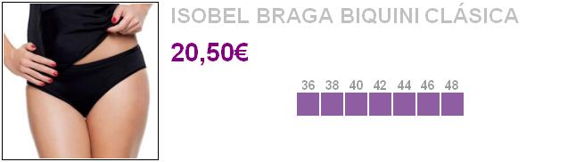 Isobel - Braga biquini clásica