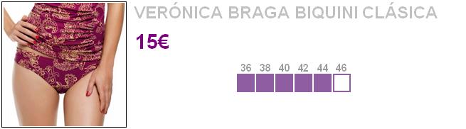 Verónica - Braga biquini clásica